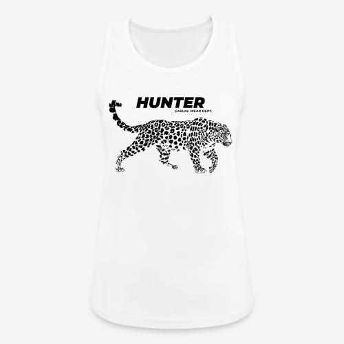 Leopardenjäger tragen - Frauen Tank Top atmungsaktiv