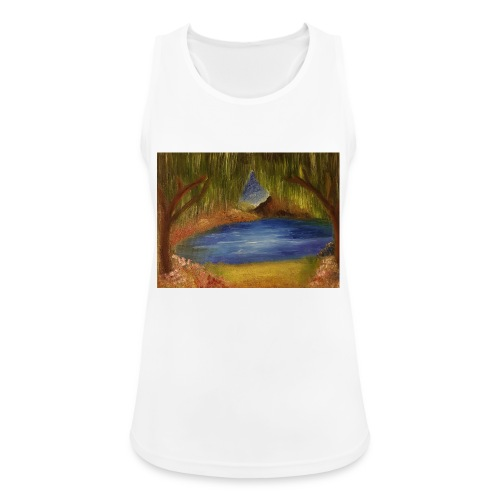 hop1 - Women's Breathable Tank Top