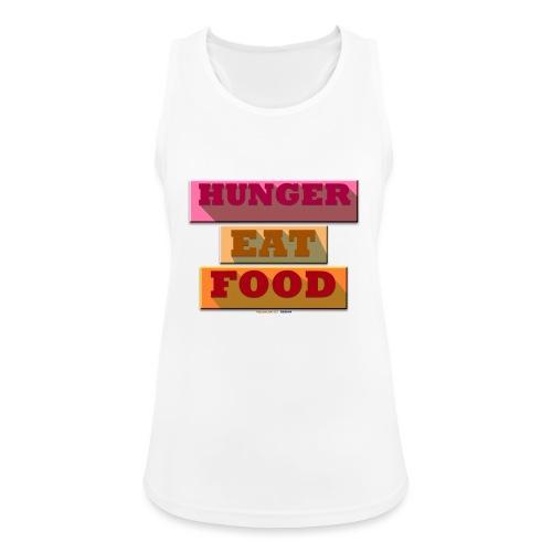 Hunger TShirt - Débardeur respirant Femme