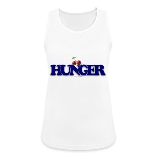 TShirt Hunger cerise - Débardeur respirant Femme