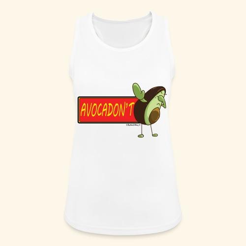 AvocaDON'T - Women's Breathable Tank Top