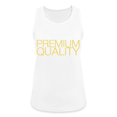 Premium quality - Débardeur respirant Femme