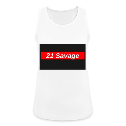 21 Savage - Women's Breathable Tank Top