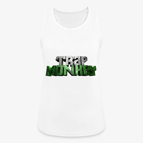 Trap Monkey 2 - Débardeur respirant Femme