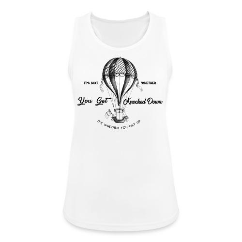 balon - Tank top damski oddychający