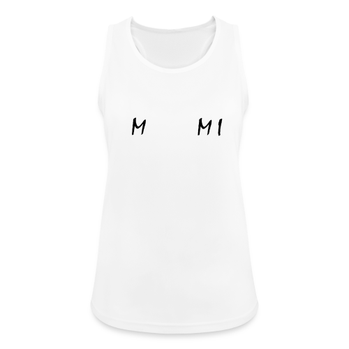 Miami Collection - Pustende singlet for kvinner