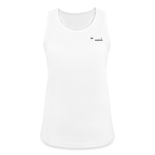 TSCHNIK | Known/Unknown - Women's Breathable Tank Top