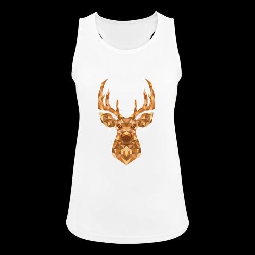 Deer-ish - Tank top damski oddychający