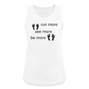 Run Collection - Pustende singlet for kvinner