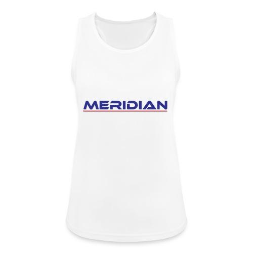 Meridian - Top da donna traspirante