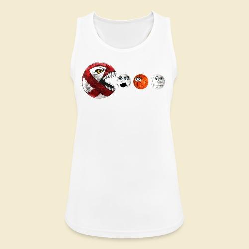 Radball | Cycle Ball RedMan - Frauen Tank Top atmungsaktiv