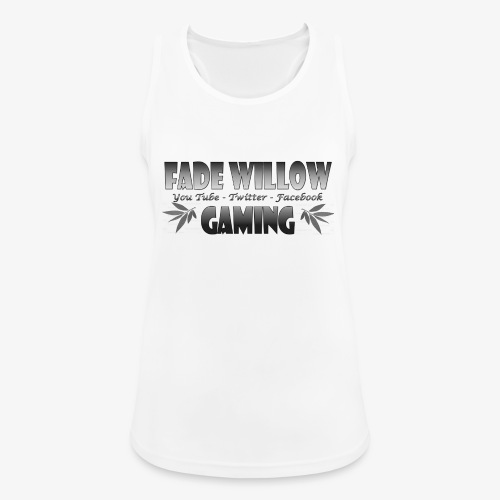 Fade Willow Gaming - Women's Breathable Tank Top