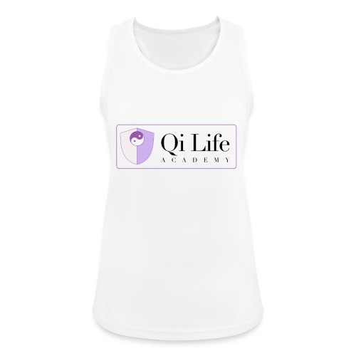Qi Life Academy Promo Gear - Women's Breathable Tank Top