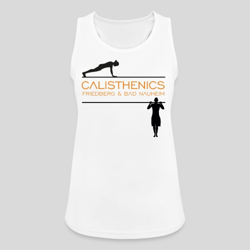 Calisthenics Friedberg / Bad Nauheim - Frauen Tank Top atmungsaktiv