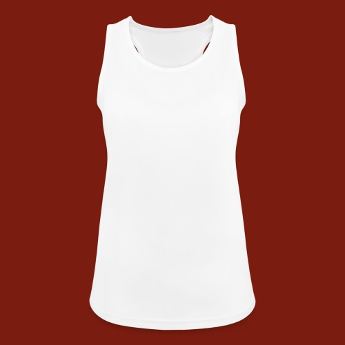 Old Skull - Women's Breathable Tank Top