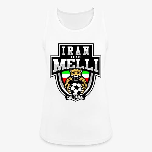 IRAN Team Melli - Frauen Tank Top atmungsaktiv