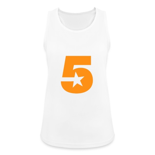 No5 - Women's Breathable Tank Top