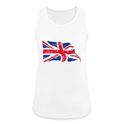 Angleterre - Débardeur respirant Femme