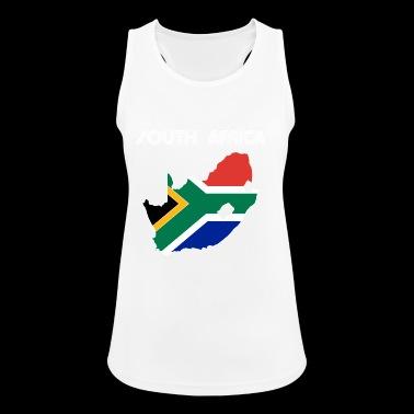Zuid-Afrika - Vrouwen tanktop ademend