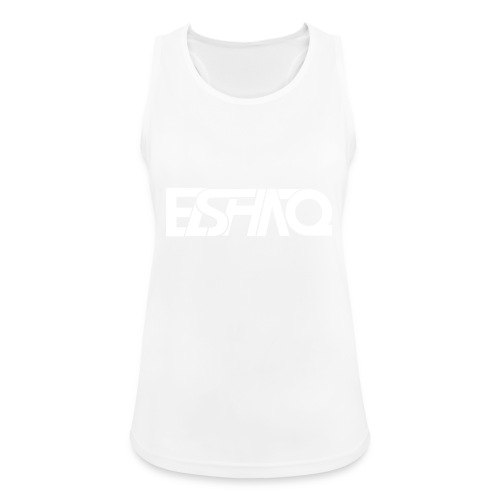 elshaq white - Women's Breathable Tank Top