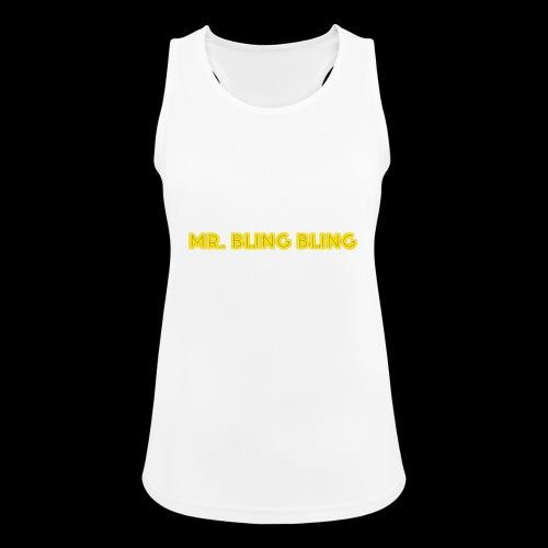 bling bling - Frauen Tank Top atmungsaktiv