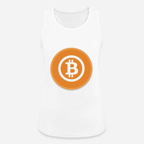 Bitcoin - Women's Breathable Tank Top