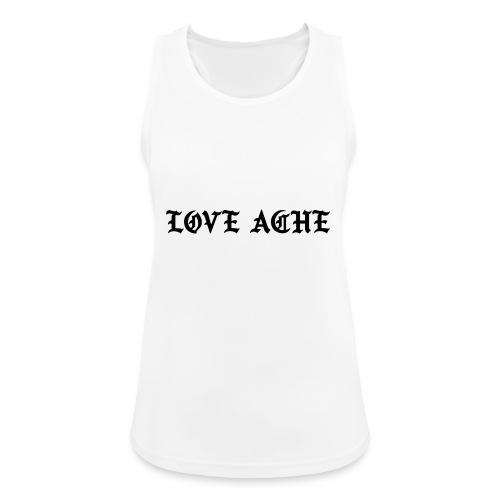 LOVE ACHE - Vrouwen tanktop ademend actief