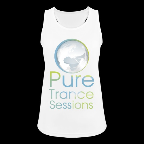 PTS logo new15 beeldmerkS png - Women's Breathable Tank Top