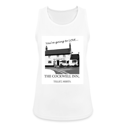 The Cockwell Inn - Women's Breathable Tank Top