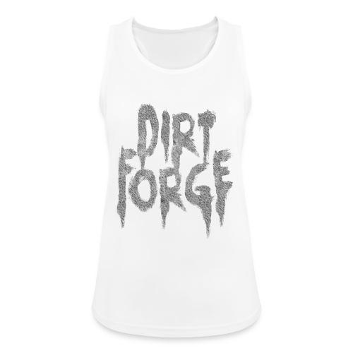 Dirt Forge Gravel t-shirt - Dame tanktop åndbar