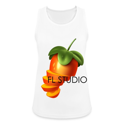 Sliced Sweaty Fruit - Women's Breathable Tank Top