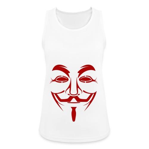 Anonym - Frauen Tank Top atmungsaktiv