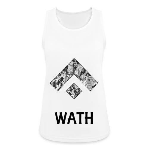 Diseño nombrado - Camiseta de tirantes transpirable mujer
