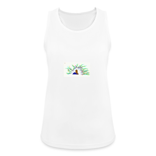 Project Drawing 1 197875703 - Women's Breathable Tank Top