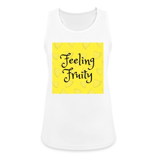 FeelingFruity tops - Women's Breathable Tank Top