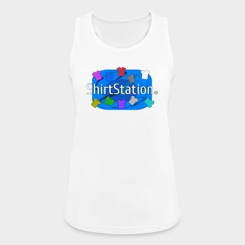 ShirtStation - Women's Breathable Tank Top