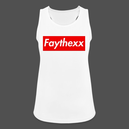Faythexx Red Style - Women's Breathable Tank Top