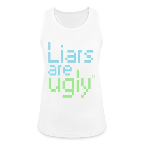 Liars Are Ugly - Vrouwen tanktop ademend actief