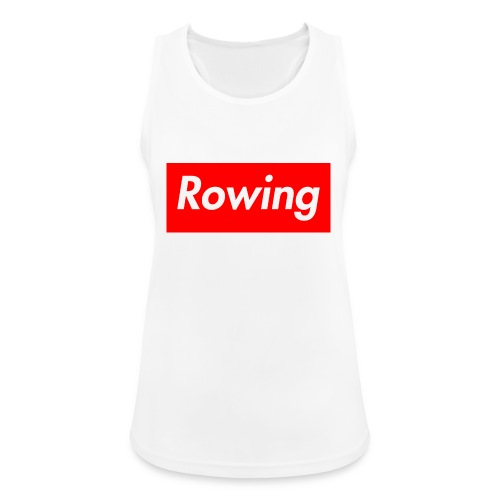 ROWING - Frauen Tank Top atmungsaktiv