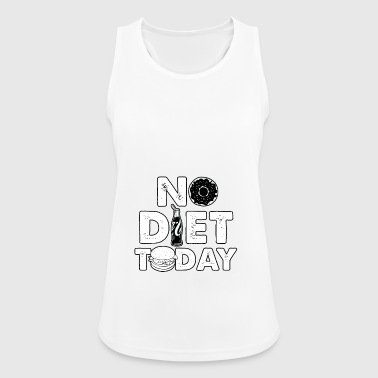 No Diet Today - Women's Breathable Tank Top
