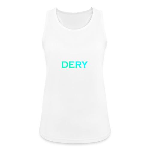 DERY - Frauen Tank Top atmungsaktiv