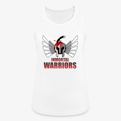 The Inmortal Warriors Team - Women's Breathable Tank Top