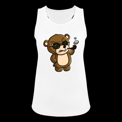 AngryTeddy - Women's Breathable Tank Top