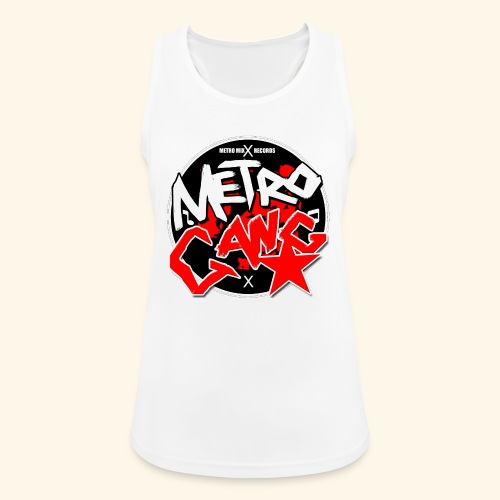 METRO GANG LIFESTYLE - Women's Breathable Tank Top