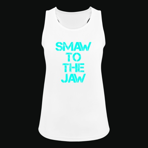SMAW TO THE JAW - Women's Breathable Tank Top