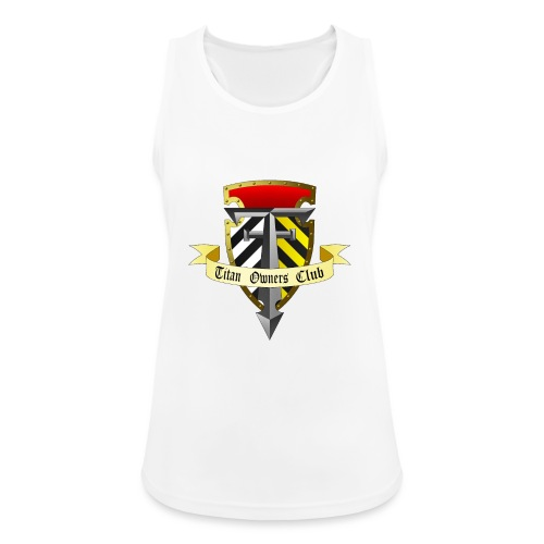 TOC Gothic Clear Background 1 - Women's Breathable Tank Top
