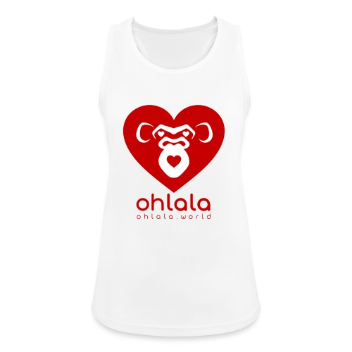 Ohlala LOVE - Débardeur respirant Femme