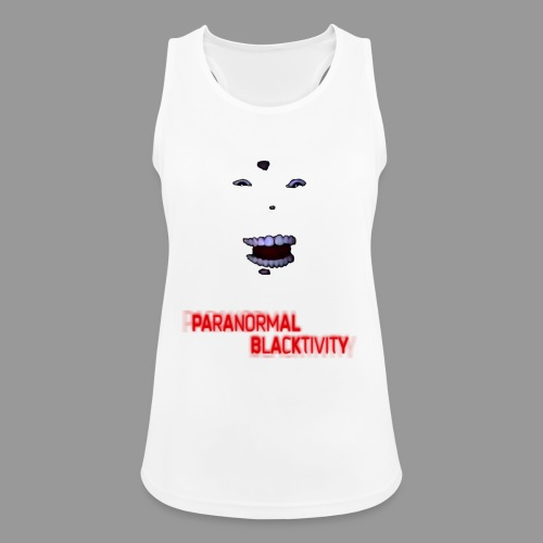 Paranormal Blacktivity - Frauen Tank Top atmungsaktiv