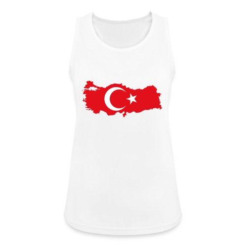Tyrkern - Dame tanktop åndbar