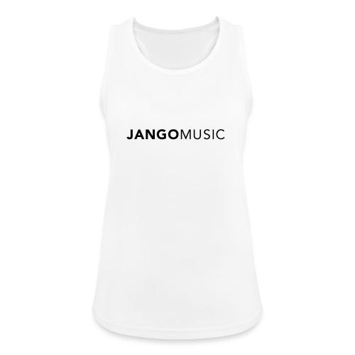 Tee Shirt Jango Music - Débardeur respirant Femme